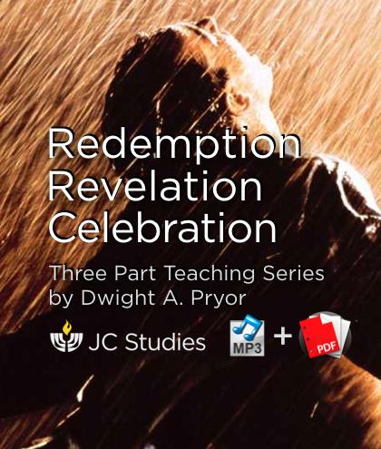 Redemption, Revelation, Celebration (Bundle: MP3's + Transcripts)
