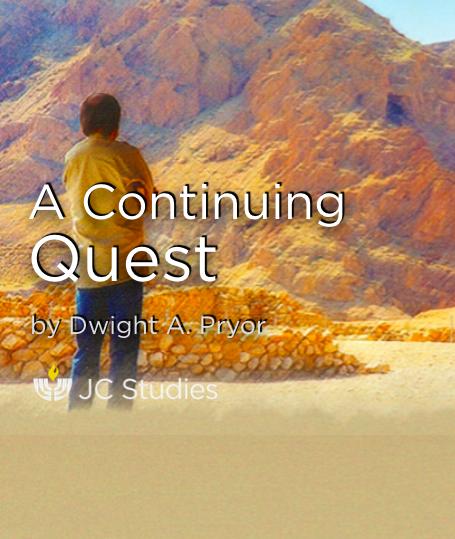 A Continuing Quest - Book