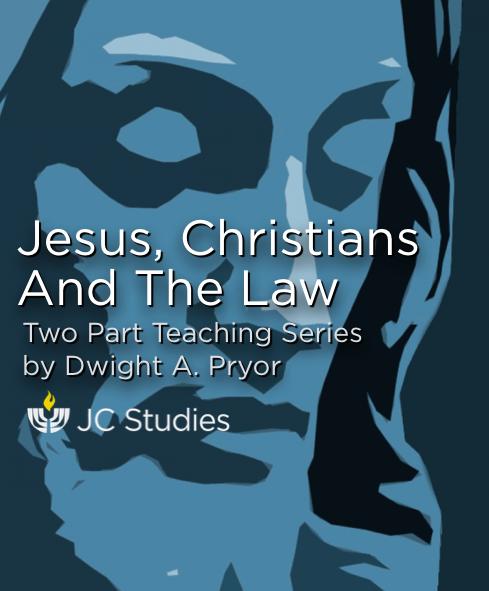 Jesus, Christians & the Law