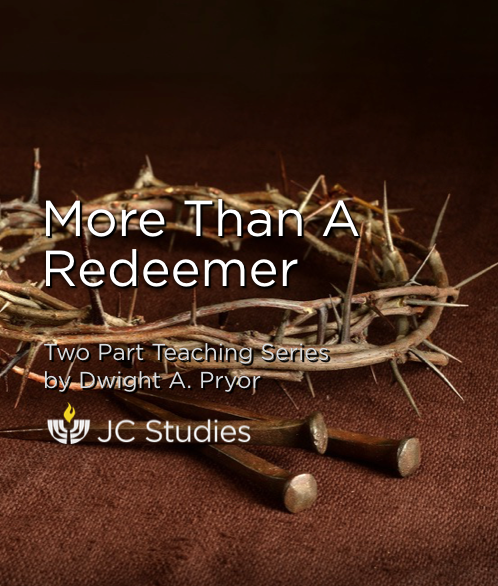 More Than a Redeemer