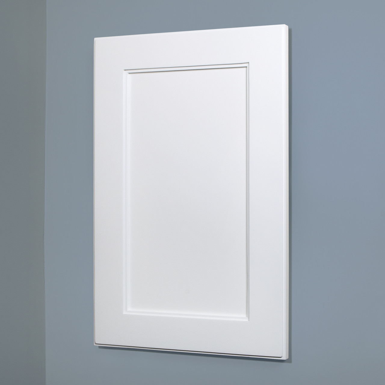 14x24 White Shaker Style Recessed Medicine Cabinet 14x24 Recessed In Wall Medicine Cabinets With No Mirrors