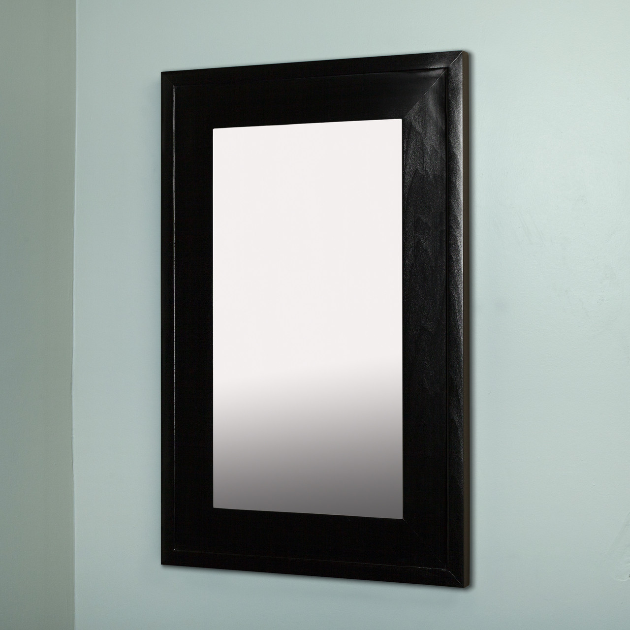 Extra Large White Concealed Cabinet Recessed In Wall Medicine