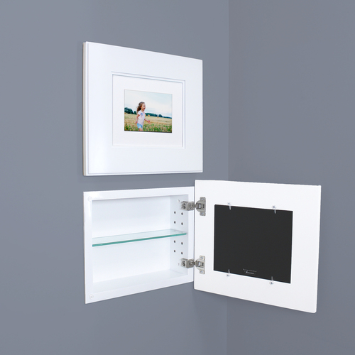 Shop Concealed Medicine Cabinets | Display Artwork Instead of a ...