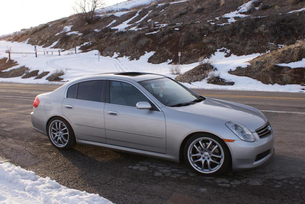 G35 (V35) 2003–2007