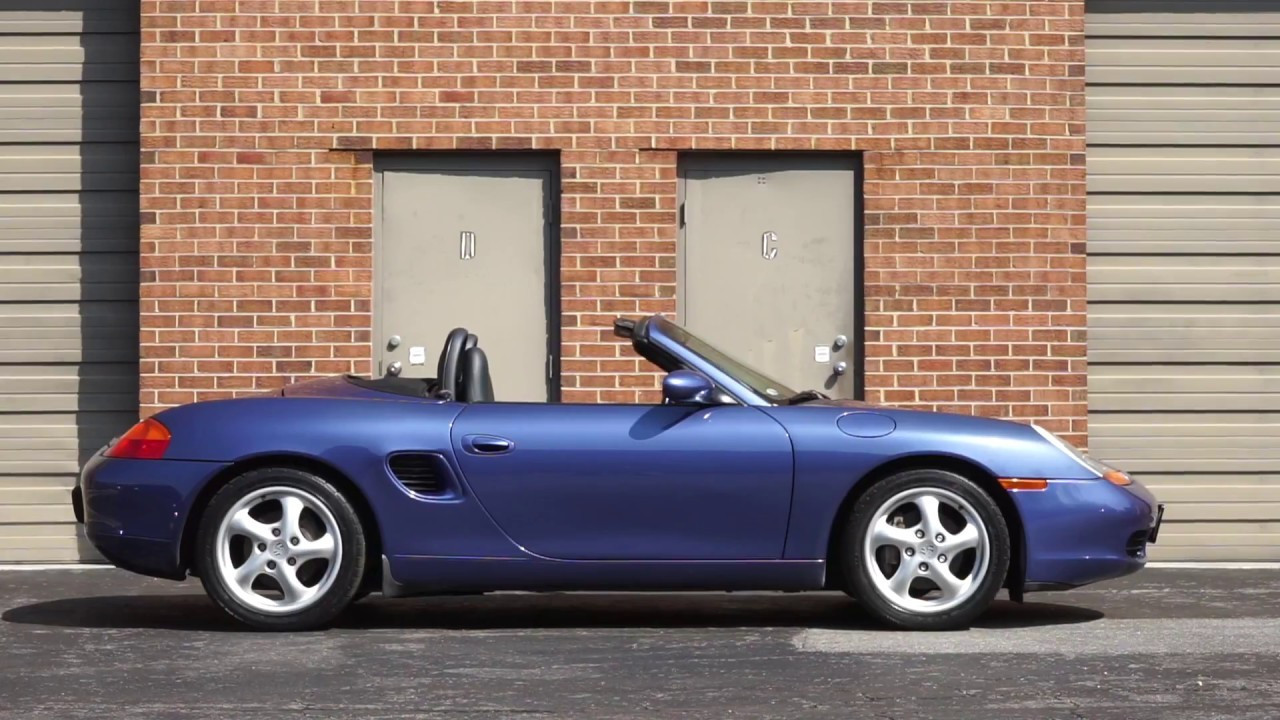 BOXSTER (986) 1996–2004