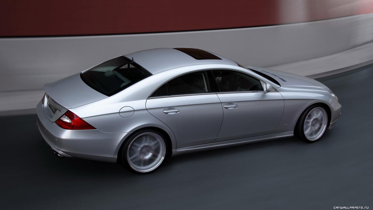 CLS (W219) 2006-2011