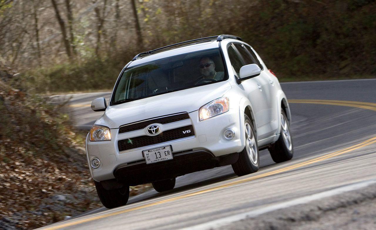 RAV4 (XA30) 2005-2012