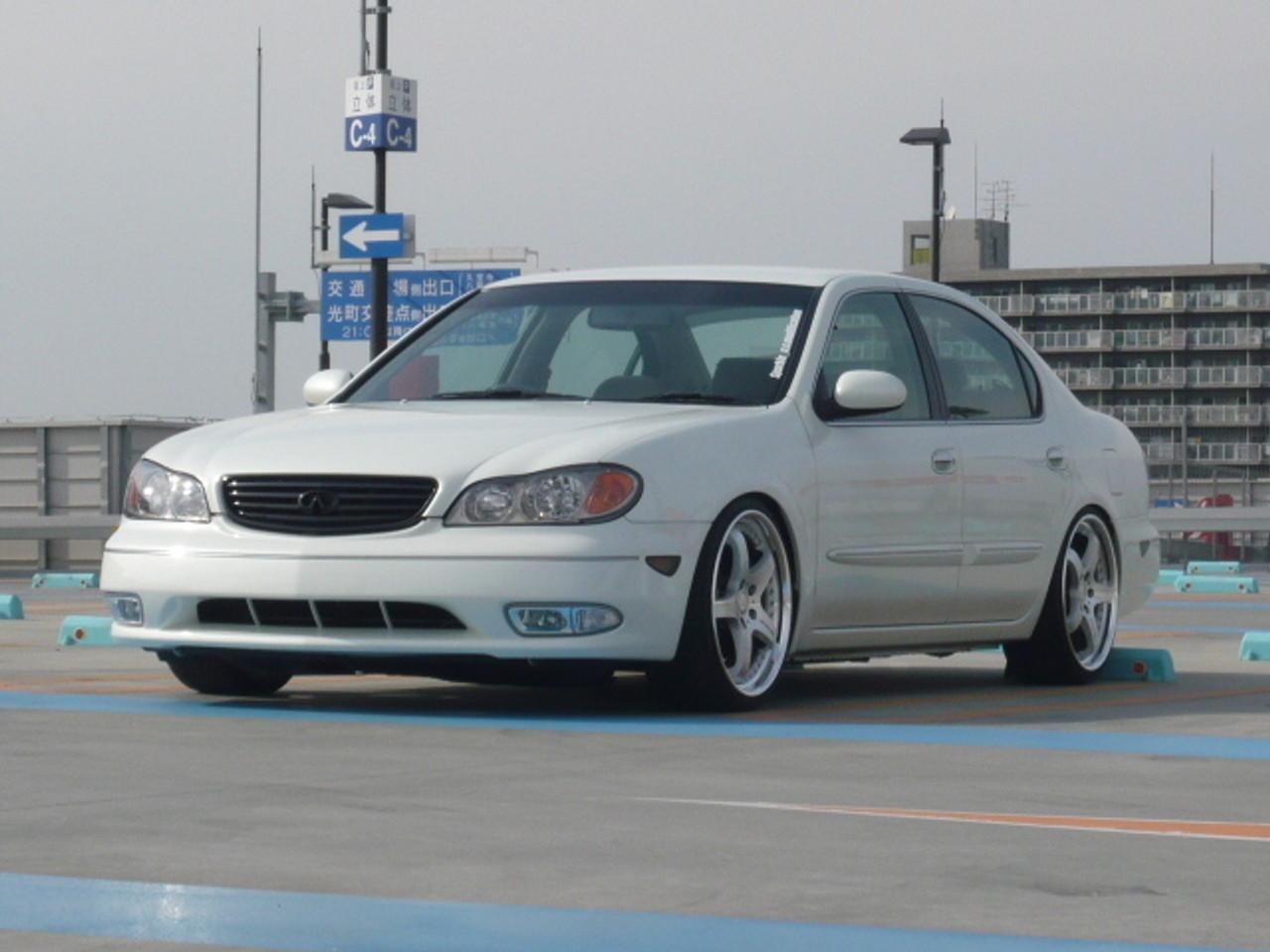I30/I35 (A33) 2000-2004