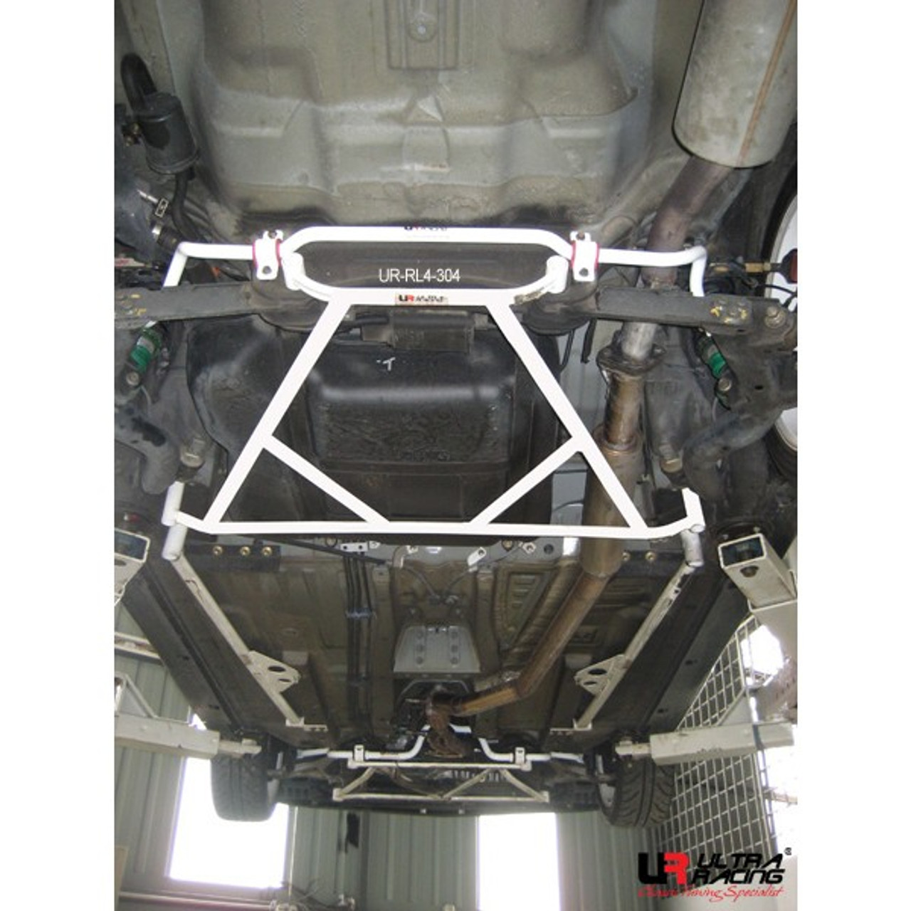 REAR SUBFRAME (4 POINTS) (URKR