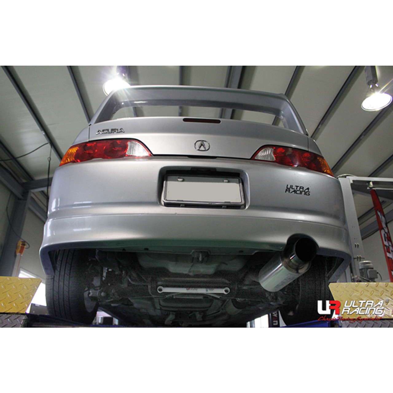 Acura RSX 10 Point Half Cage By Ultra Racing USA