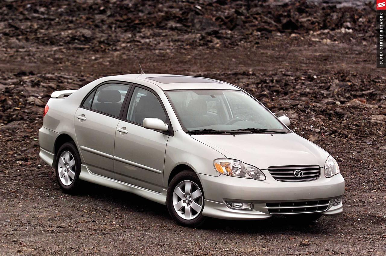 COROLLA (E130) 2003-2007