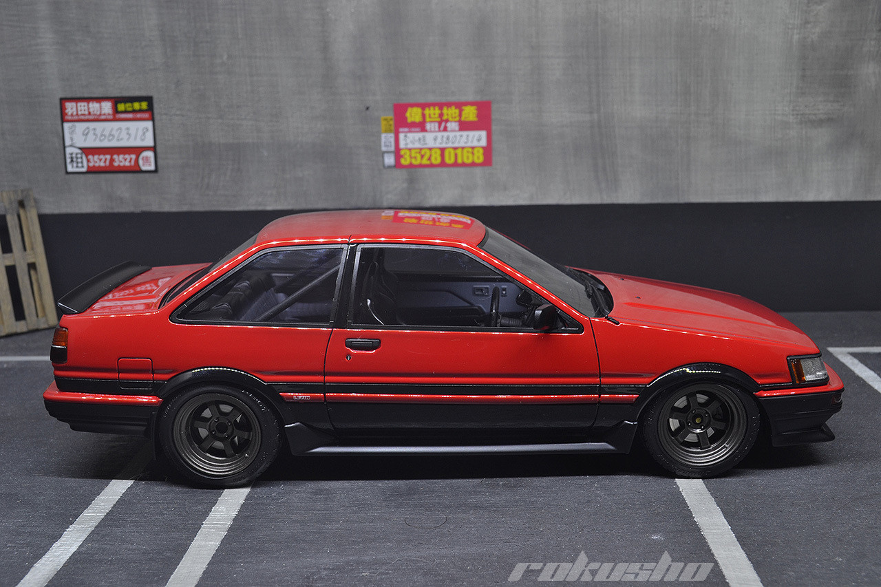 COROLLA (AE86) 1983-1987