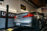 Infiniti G35 (VQDH) & Nissan 350Z (Z33) OE Chassis Replacement Bracing