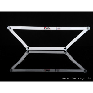 Fit 2006-2014 Audi TT /& TTS Quattro MK2 8J Front Lower Bar Brace Ultra Racing