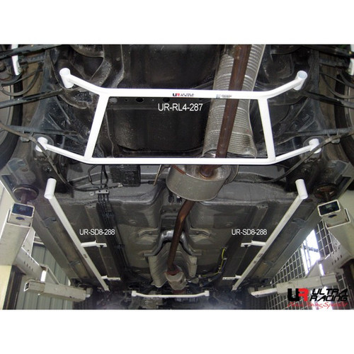 REAR LOWER SUBFRAME (4 POINT