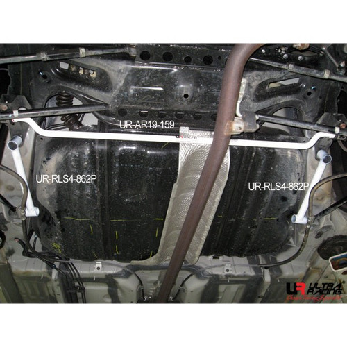 TOYOTA CAMRY (XV40/XV50) 2006–2017 - REAR LOWER LATERAL (4 POINTS)