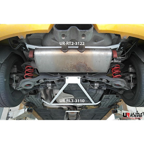 FORD FOCUS ST (MKIII) 2012-2018 CHASSIS BRACES