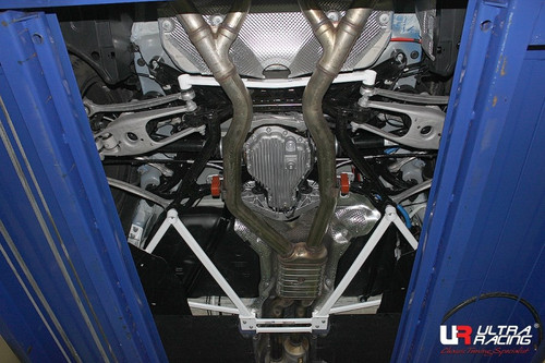 BMW 2 SERIES M2 (F87) 2015-2017 - REAR OE SUBFRAME REPLACE. (8 POINTS)