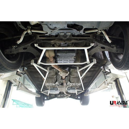 SUBARU FORESTER (SH) 2008-2012 - FRONT SUBFRAME (4 POINTS)