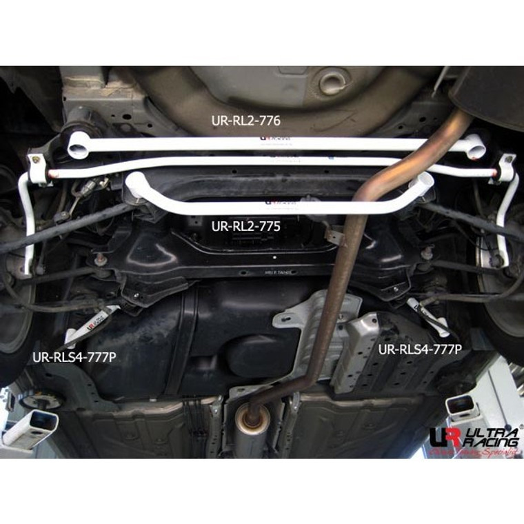 ACURA TSX (CU2) 2009-2014 - REAR ANTI-SWAY (16MM)