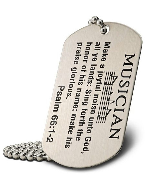 Music Themed Jewelry | Christian Music Jewelry