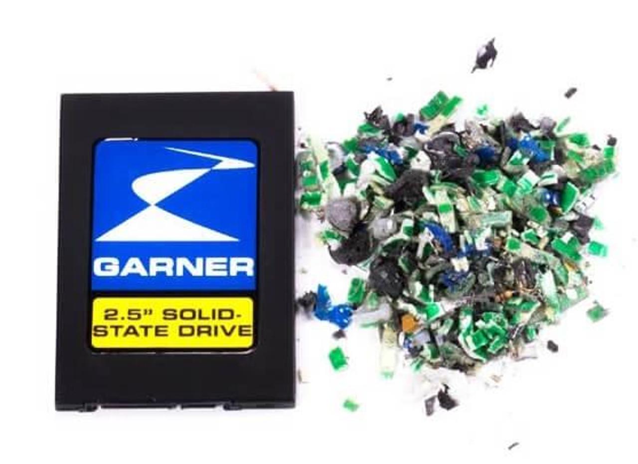 FLASHPRO's SmartCut shredding system