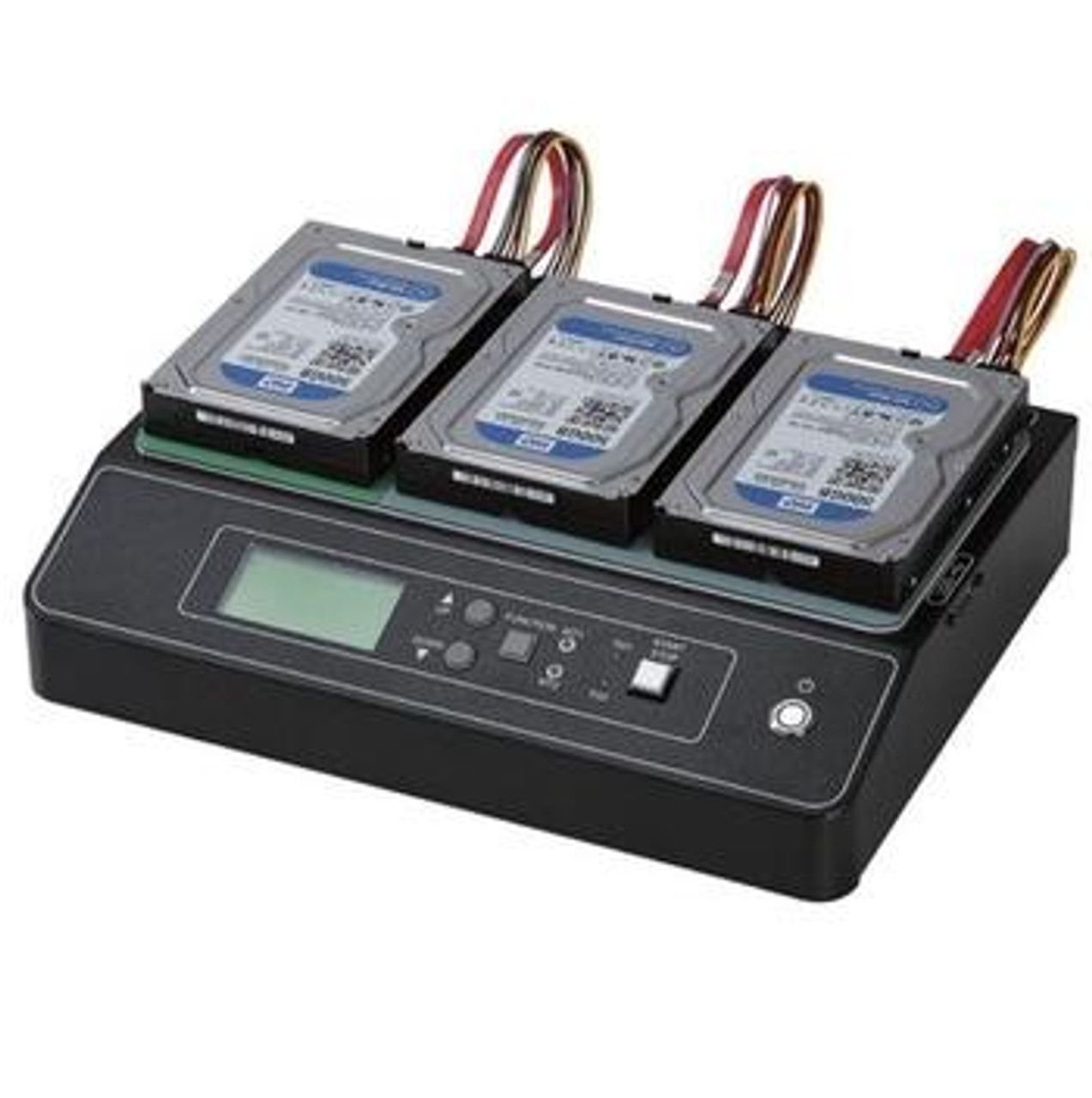 FX2255 4-port SATA/SAS Duplicator, Eraser, Tester, Forensic