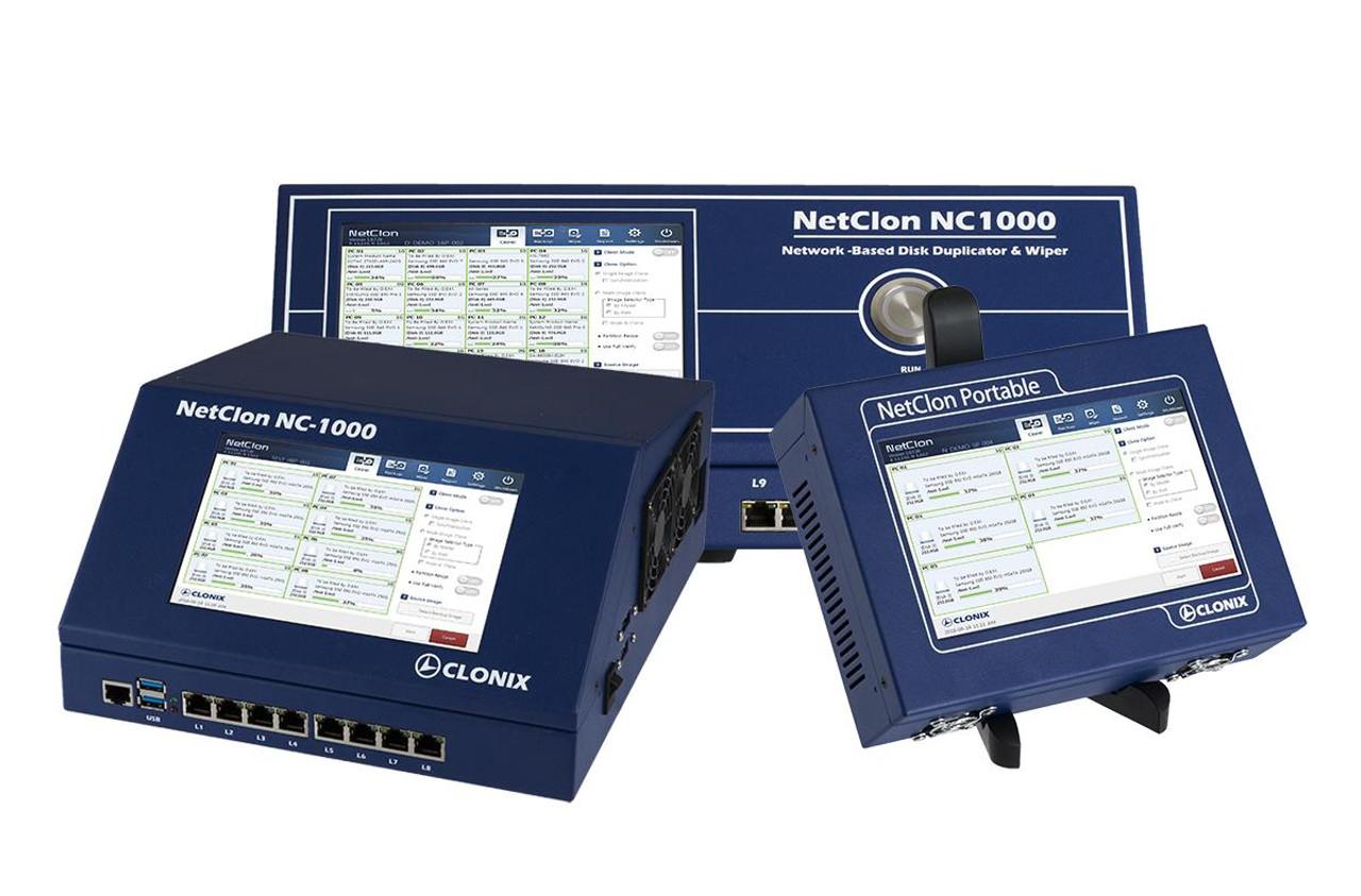 NetCLon HDD Series