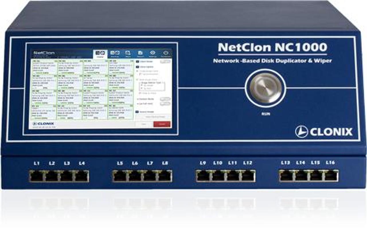 NetClon - Clone Any HDD/SSD/Flash Regardless of Interface