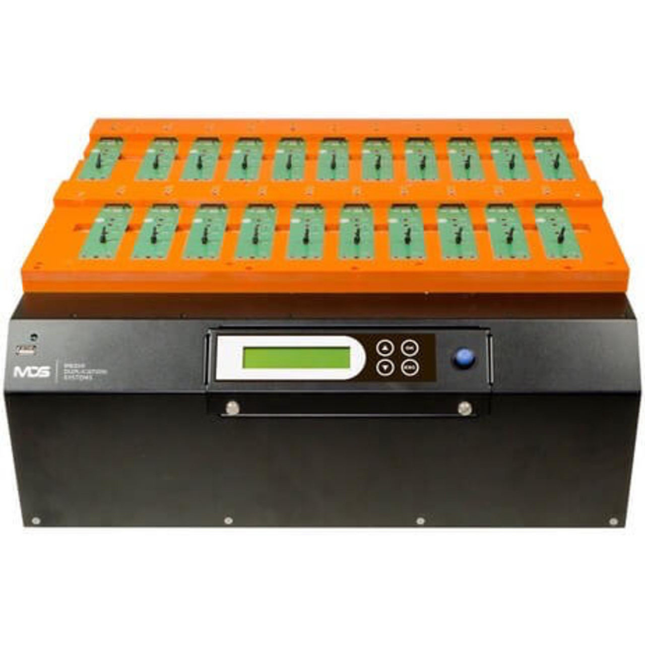 PCIE-1220 M.2 NVMe, AHCI, SATA, SSD Duplicator and Eraser - up to 21 Targets