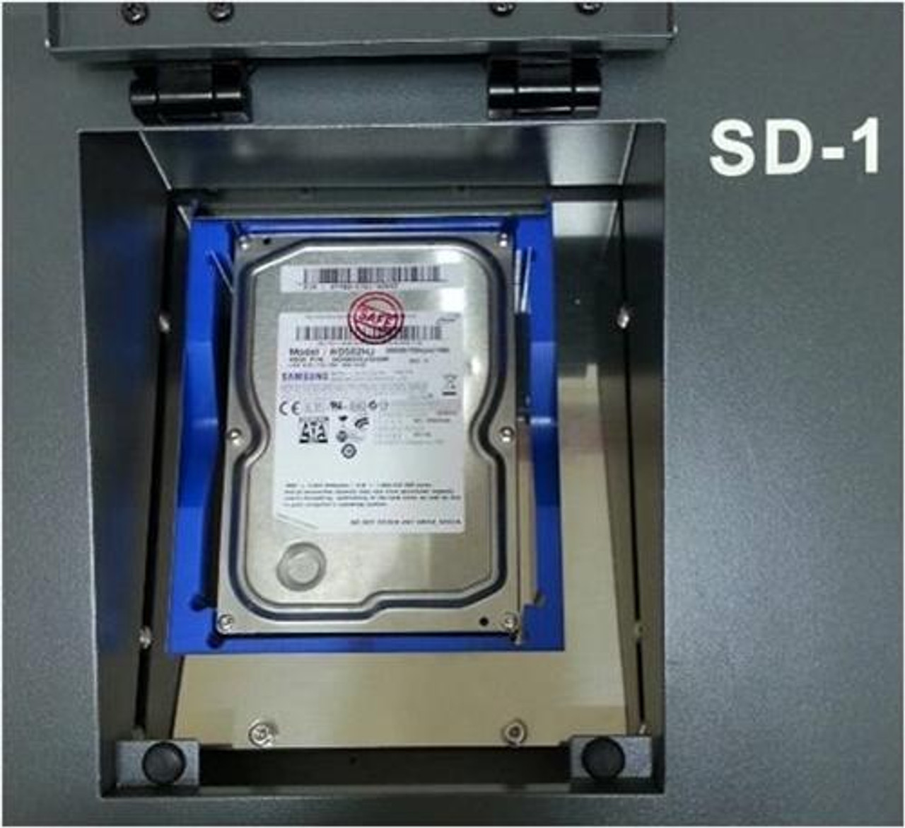 SD-1  Mobile Hard Drive and Tape Degausser
