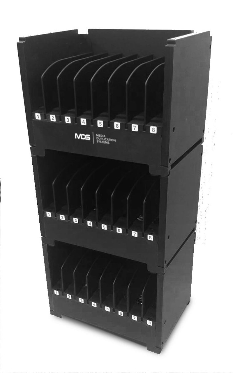 XPressHDD-Ultra 24-bay Cooling Fan Modules without drives - side