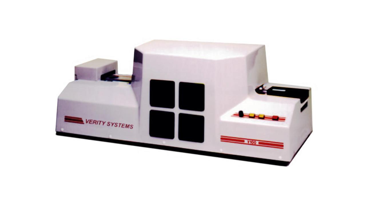 V100 Bulk Eraser, Conveyor Degausser