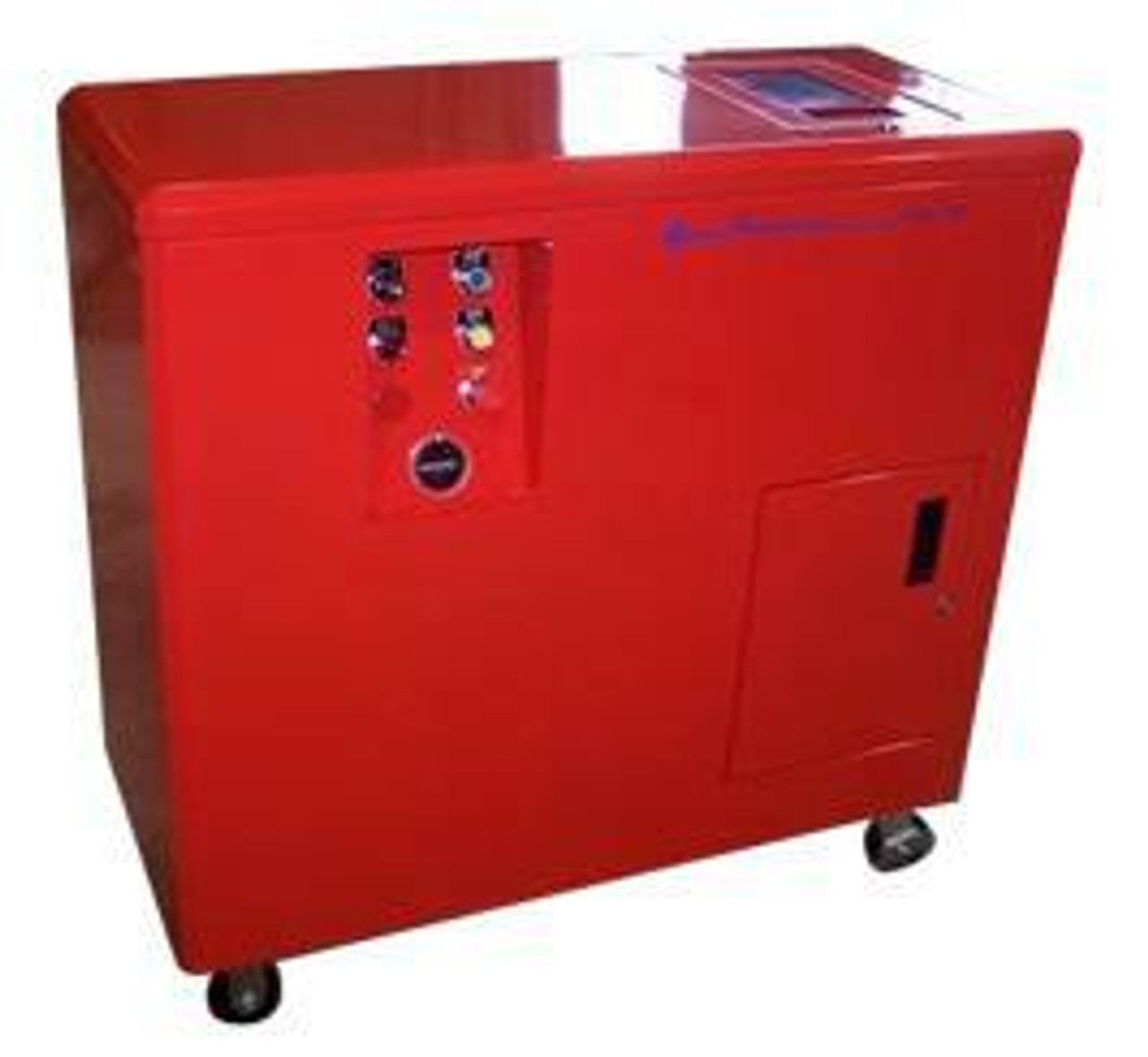 Series 1 HD-SSD Red Solid State Shredder