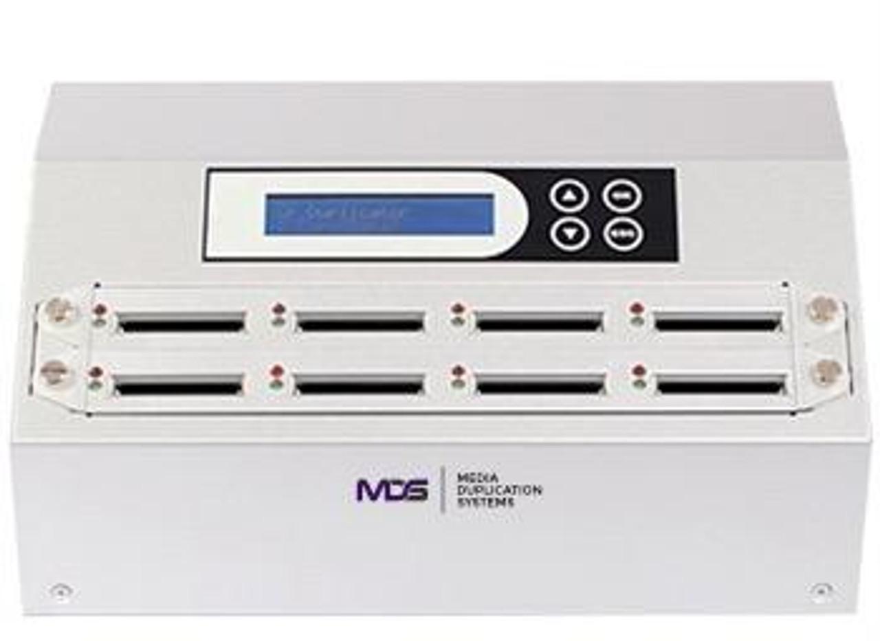 DupliCF 1 to 7 CF Memory Card Duplicator and Eraser