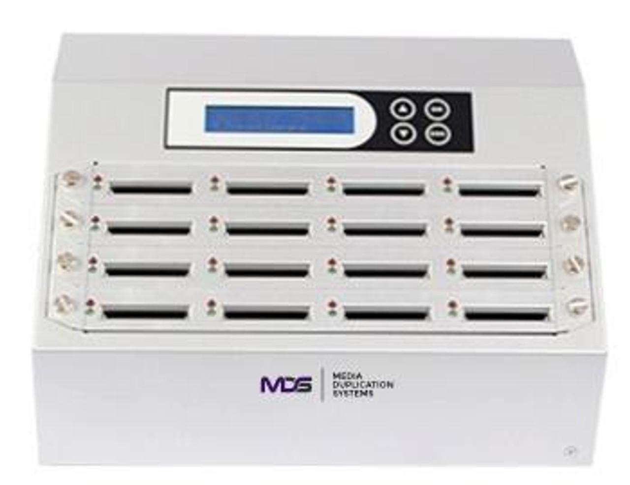 DupliCF CompactFlash Memory Card Duplicator and Eraser
