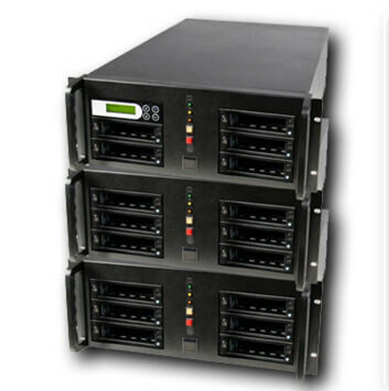 CinemaHDC CRU HDD/SSD Duplicator - DX115