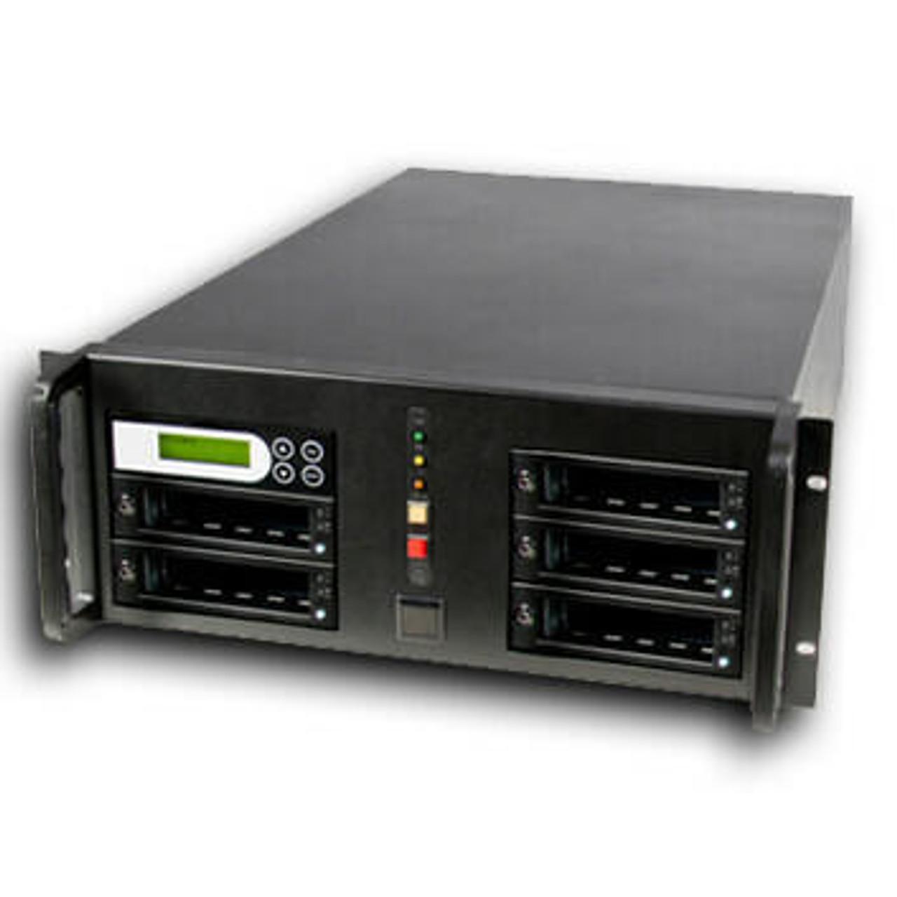 CinemaHDC CRU HDD/SSD Duplicator for Digital Movie Distribution