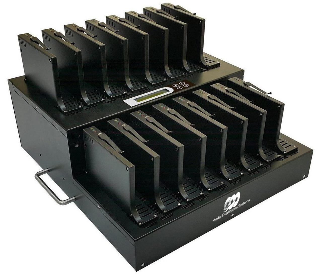 1-to-15 GX STD Series HDD/SSD Drive Duplicator