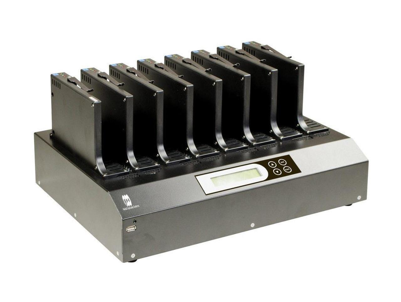 1-to-7 GX STD Series HDD/SSD Drive Duplicator