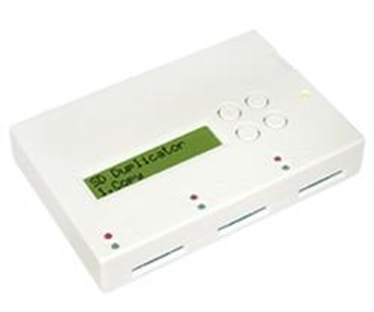 DupliSD Series SD/microSD Memory Card Duplicator and Eraser