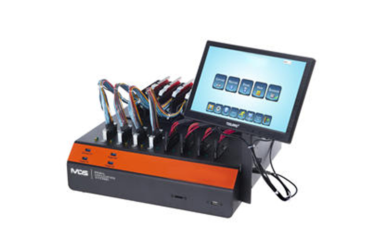 MSI Plus Desktop Gen-3 Forensic Imaging NVMe SATA Mixed Ports Unit