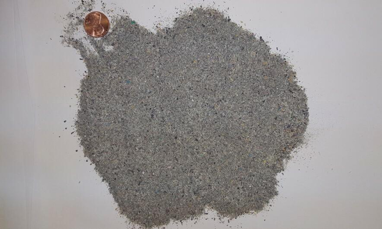 SSD shredders with 2 mm particle size
