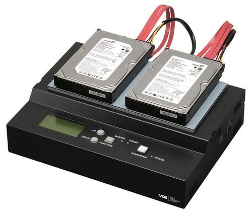 FX2125 SAS/SATA/USB3.0 Hard Drive Duplicator