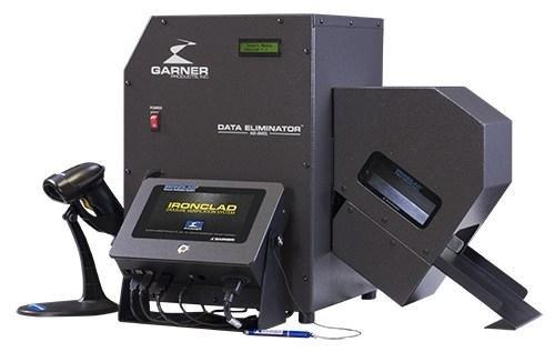 HD-3XTL IRONCLAD Degausser Erasure Verification System