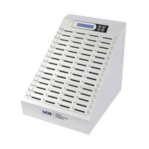 DupliCF 1 to 59 CF Memory Card Duplicator and Eraser