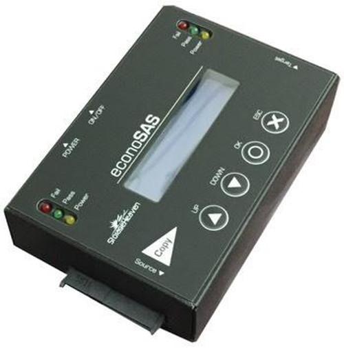 EconoSAS Hard Drive Duplicator & DoD Eraser