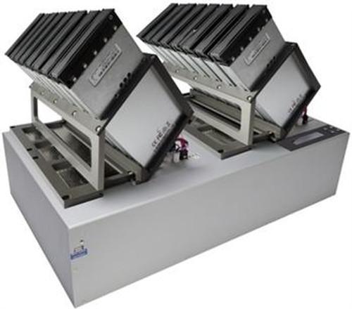 CinemaHDC Ultra SATA HDD/SSD CRU Duplicator and Eraser - carrier