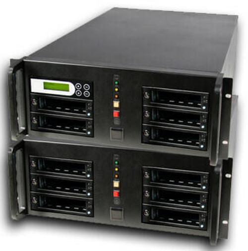 CinemaHDC CRU HDD/SSD Duplicator DX115 - 10 targets
