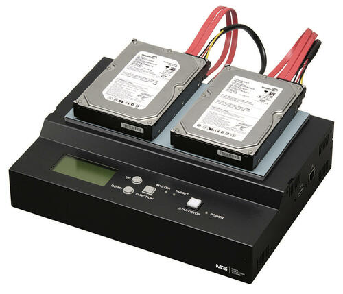 FX2260 Forensic and IT Multi-Interface Drive Cloning Appliance